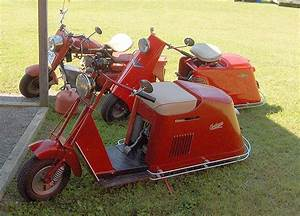 Cushman Motor Scooters Car Pictures