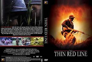 Free Line Art The Thin Red Line Movie Dvd Custom Covers 4594thin Red
