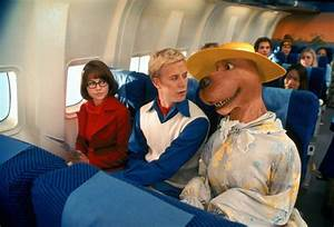 """Once upon a time, the live-action """"Scooby Doo"""" movie was ..."""