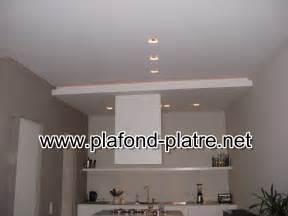cuisine moderne des id 233 es de faux plafond plafond platre
