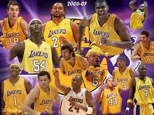 Los Angeles Lakers Lookforbasketball