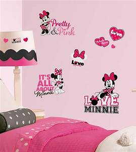 Surprising Minnie Mouse Wallpaper For Bedroom 69 For ...