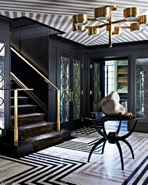 Design And Decor by Awesome Attractive Black And White Decor Idea For Luxury