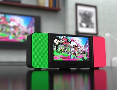 Switch Nintendo Bluetooth Speaker Flow