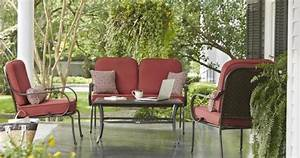 home depot 4 piece patio set just 24950 shipped reg With home depot patio furniture 50 off