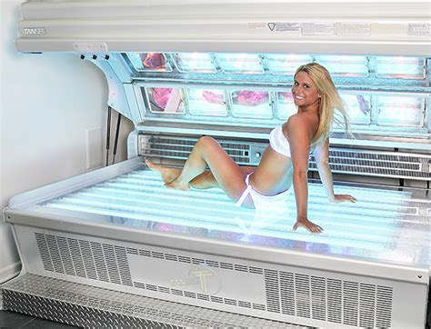 sunburn from tanning bed high pressure tanning centers