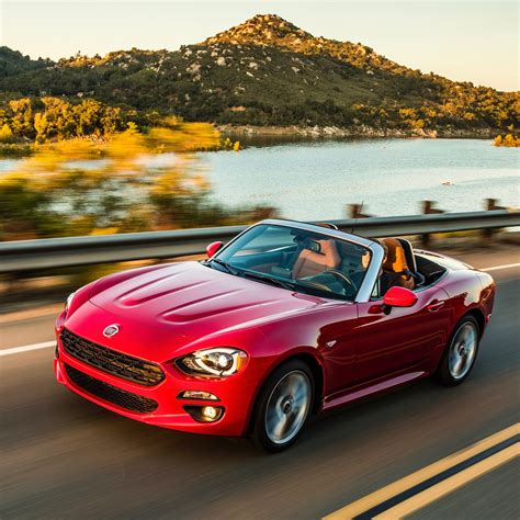 Fiat Spider by 2017 Fiat 124 Spider Review