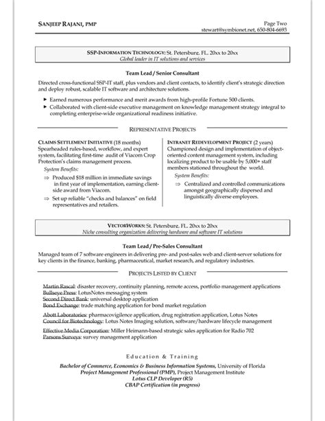Creative Sales Manager Resume by Resume Sles Exles Brightside Resumes