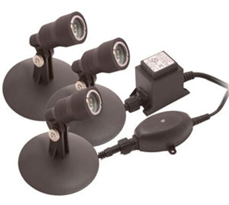 Aquascape Lights by Aquascape Pond And Landscape Light Kit Led Pond Lights