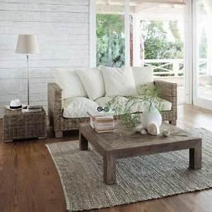deco de bord de mer trucs et deco With tapis jonc de mer avec canapé sofa divan