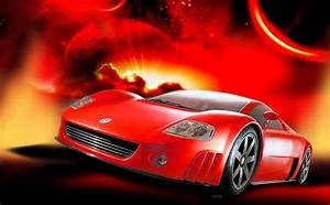 Red Cars Wallpapers - WallpaperSafari