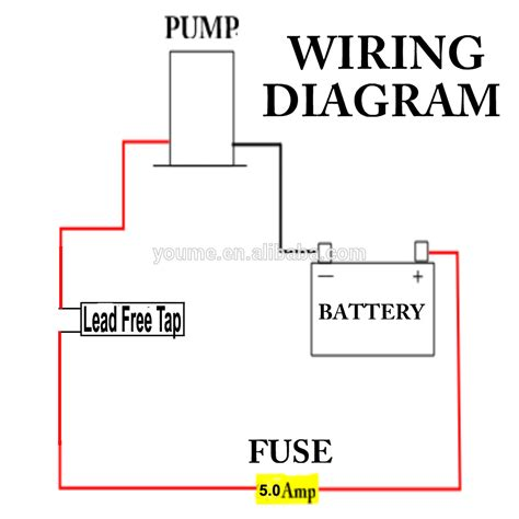 wiring diagram for micro switch tap singflo 12v tap faucet with switch for water galley