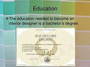 Interior design for A degree in interior decorating