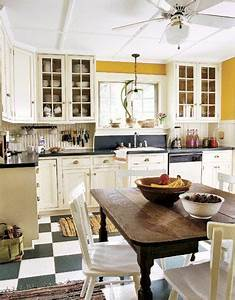25 best ideas about mustard yellow kitchens on pinterest With kitchen colors with white cabinets with candle holders black