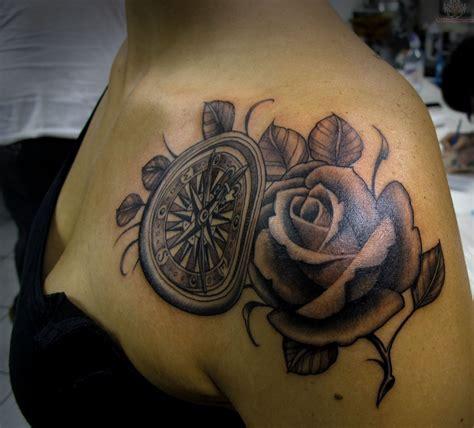 great compass tattoos   men  women