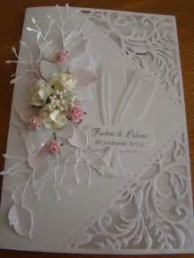 Handmade Wedding Cards Pinterest