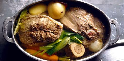pot au feu traditionnel recette sur cuisine actuelle