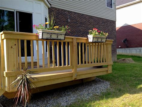 deck lowes deck   nice  professional