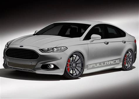 SEMA: 400 hp 2014 Ford Fusion - How far can EcoBoost go ...