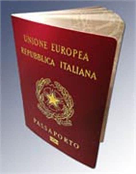 rilascio passaporti