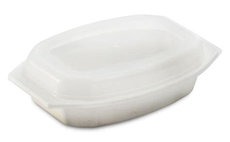 nordicware microwave cookware casserole  lid oz cutlery
