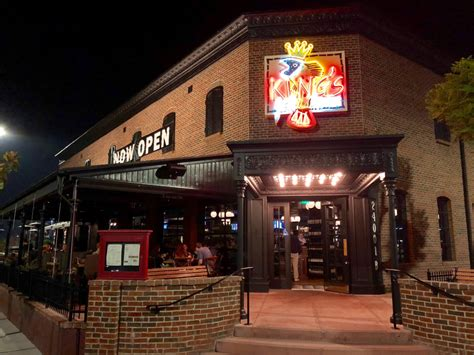 remodeled kings fish house thrives  lack