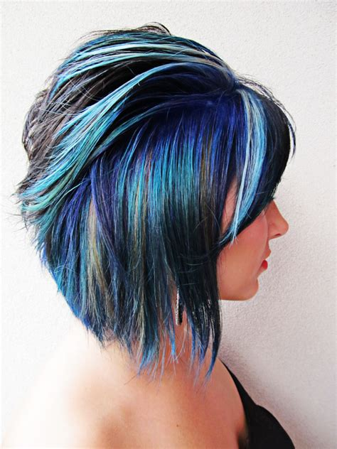 Color Hairstyles For Hair by 24 Colorful Hairstyles To Inspire Your Next Dye Brit
