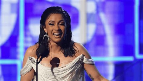 Cardi B Named ASCAP Songwriter of the Year; Motown Records ...