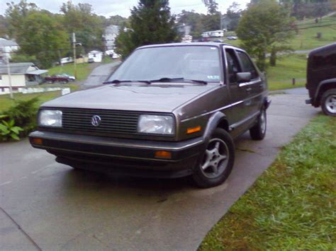 Jimmy-stock 1986 Volkswagen Jetta Specs, Photos