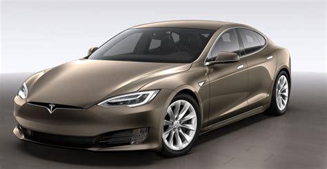 Tesla Model S News official tesla model s photos details released