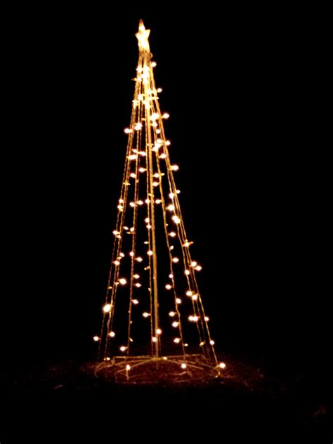 christmas lights in trees christmas tree yard decorations christmas decorating