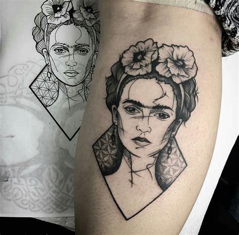 Frida Kahlo  Tatuaje  Pinterest  Frida Kahlo, Frida Y