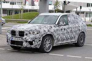 Bmw X3 G01 : the next bmw x3 spied full scoop on 2017 s g01 suv by car magazine ~ Dode.kayakingforconservation.com Idées de Décoration