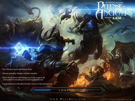 Dota 6.83d Download (Official Map Download)
