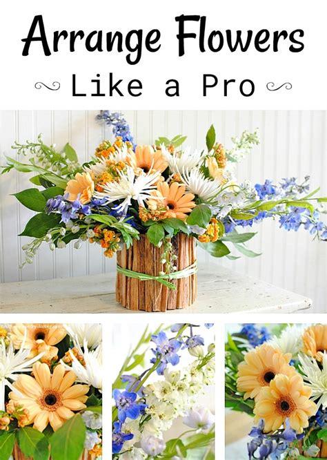 arrange flowers  matthew robbins town