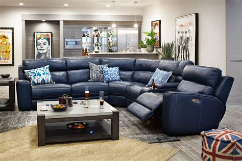furniture power recliner leather furniture buying guide value city furniture