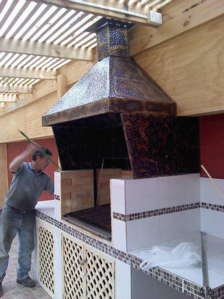 fotos de campanas  quincho quinchos perfect grill