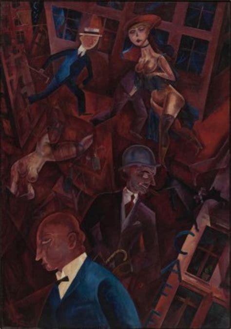 MoMA | George Grosz. Metropolis. 1917