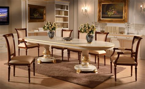 italian dining room tables italian lacquered dining set traditional dining room