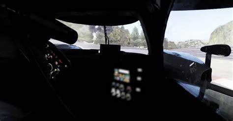 toyota lmp   nordschleife simulator video