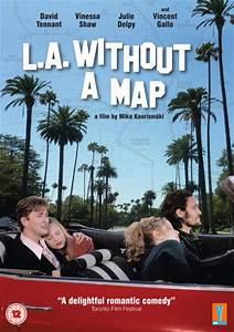 LA Without A Map DVD Zavvi