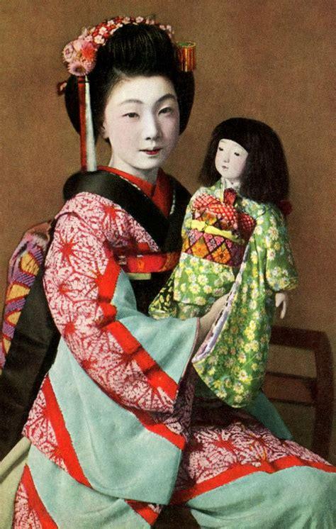 Vintage Geisha Photo Vintage Asian Images Pinterest