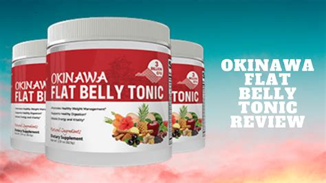 Okinawa Flat Belly Tonic Reviews - Legit Powder Drink ...