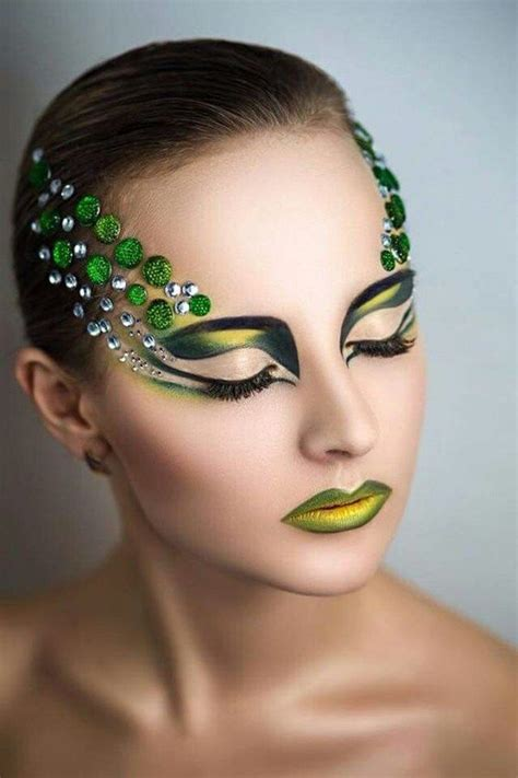 butterfly eyes makeup ideas fashion editorial makeup