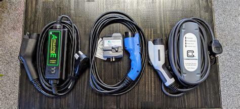 Portable Electric Car Ev Charger Comparison