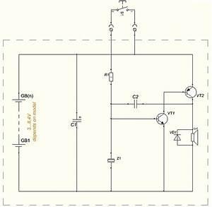 Wiring Diagram For Door Bell