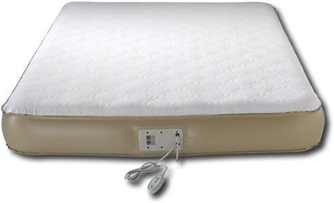 Aerobed 16912 Memory Foam Full Inflatable Air Bed Mattress