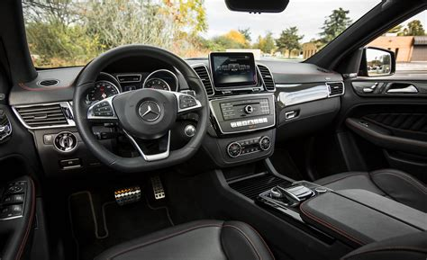 Gle 450 Interior by 2016 Mercedes Gle450 Amg Coupe Interior Front