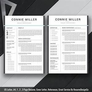 Best Selling Ms Office Resume Bundle And Cv Bundle For