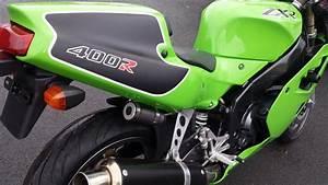 Kawasaki Zxr400 R2 Zx400
